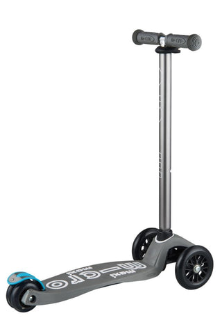 Scooter Maxi Micro Deluxe Gris