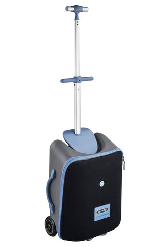 Image of Maleta Micro Luggage Eazy  Azul / Ice Blue