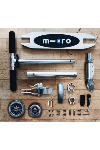 Scooter Micro Sprite Armable / Assembly Kit