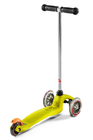 Image of Scooter Mini Micro Classic Amarillo