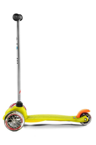 Scooter Mini Micro Classic Amarillo