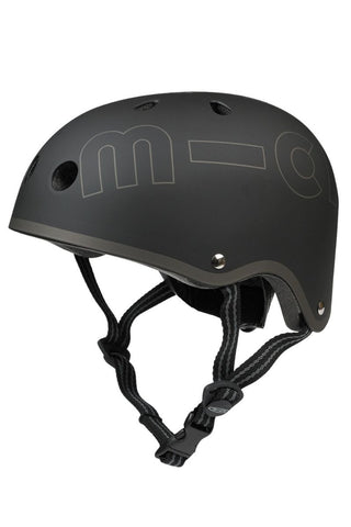 Casco Micro Black & Grey