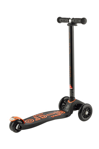Scooter Maxi Micro Deluxe Negro