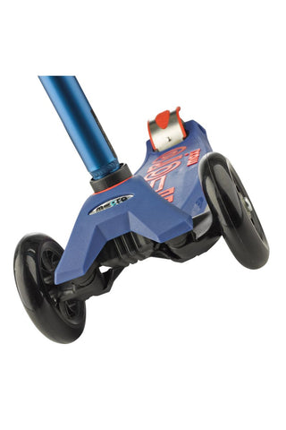 Image of Scooter Maxi Micro Deluxe Azul
