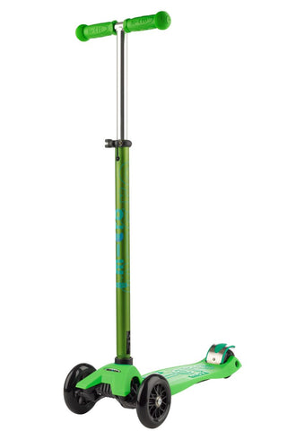 Scooter Maxi Micro Deluxe Verde