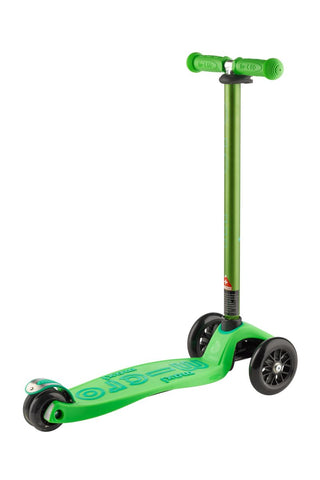 Image of Scooter Maxi Micro Deluxe Verde SIN CAJA