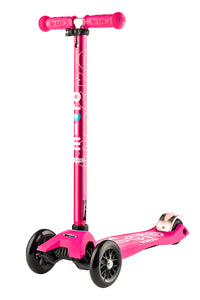 Scooter Maxi Micro Deluxe Rosa