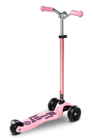 Scooter Maxi Micro Deluxe PRO Rosa
