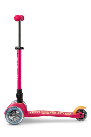 Scooter Mini Micro Deluxe Foldable Ruby Red