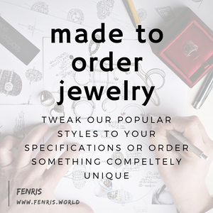 Made To Order Jewelry