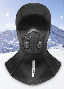 asthma cold weather PM2.5 mask balaclava cold weather fire smoke pollution