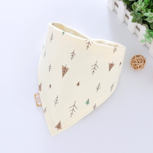 Cotton Bandana Bibs