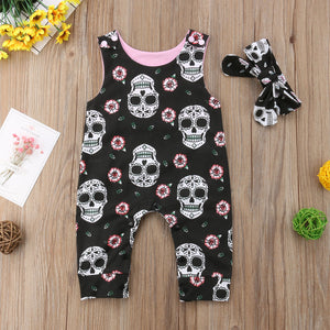Day of the Dead Sleeveless Jumper