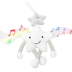 Baby Rattle Stroller Toy Musical