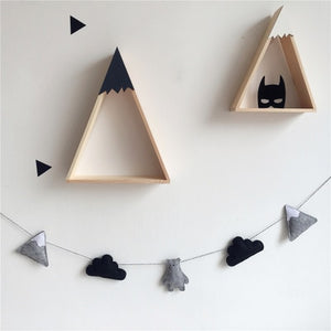 Cloud Bear Nursery Decor