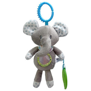 Baby Plush Toy Rattle
