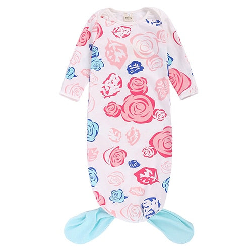 Floral Sleeping Gown/ Sleep Sack