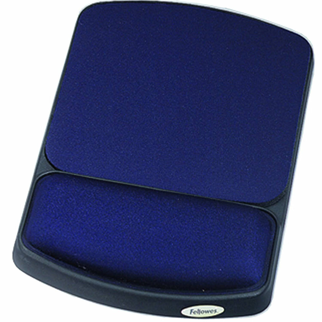Fellowes® Gel Wrist Rest/Mouse Pad