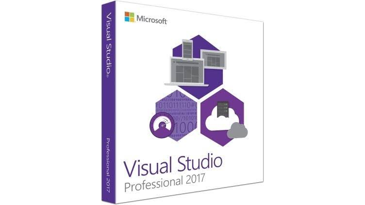Microsoft Visual Studio 2017 Professional B