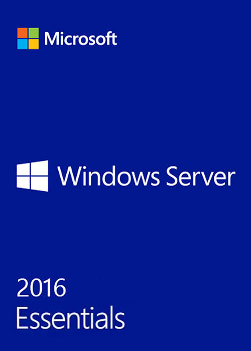 Microsoft Windows Server 2016 Essentials B1