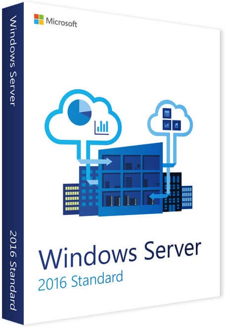 Microsoft Windows Server 2016 Standard B