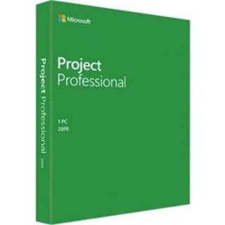 Microsoft Project 2019 Professional B1