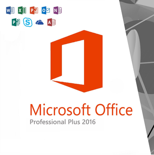 Microsoft Office 2016 Professional Plus Z4