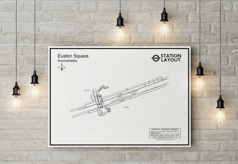 Euston Square Underground Station