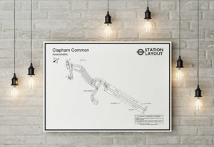 Clapham Common Underground Station