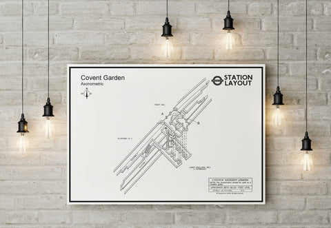 Covent Garden Underground Station