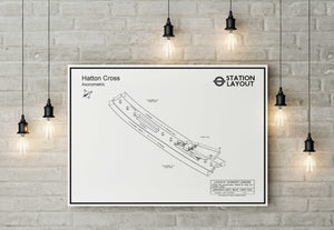 Hatton Cross Underground Station