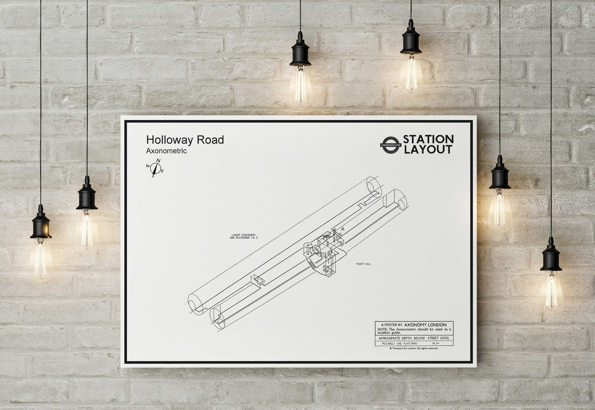 Holloway Road Underground Station