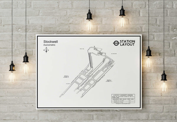 Stockwell Underground Station