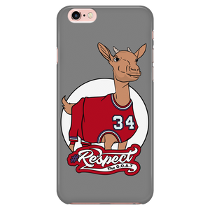 Barkley GOAT phone case