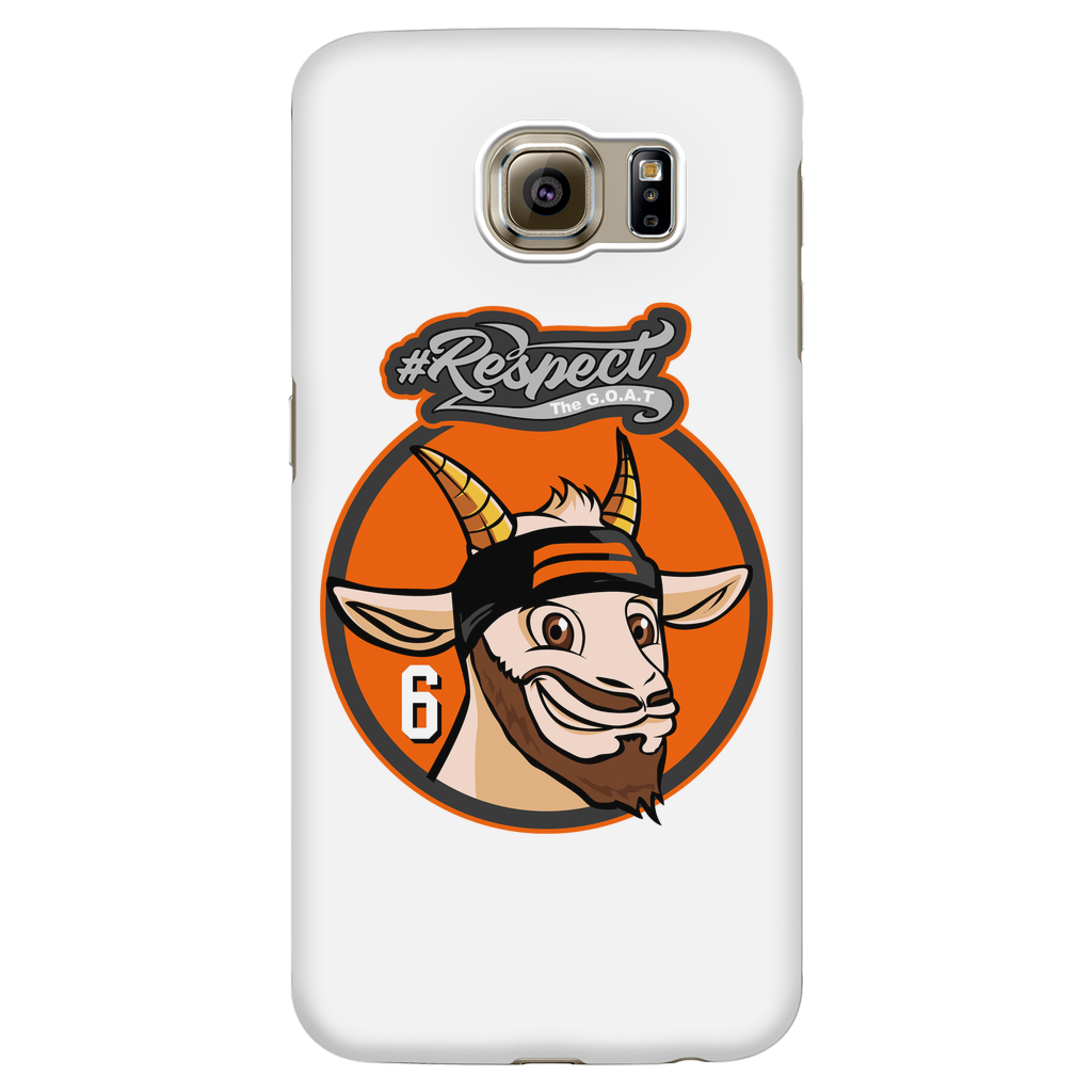 Mayfield GOAT phone case