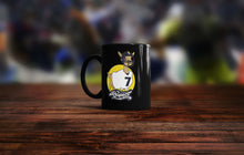 Big Ben GOAT 11 oz. Black Mug