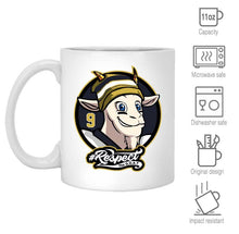 Brees GOAT 11 oz. White Mug