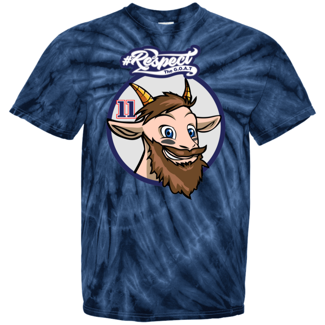 Edelman GOAT 100% Cotton Tie Dye T-Shirt