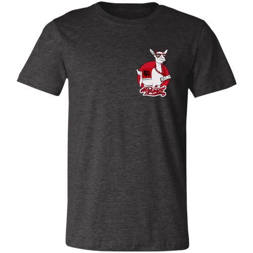 Bama GOAT Bella + Canvas Unisex Jersey Short-Sleeve T-Shirt
