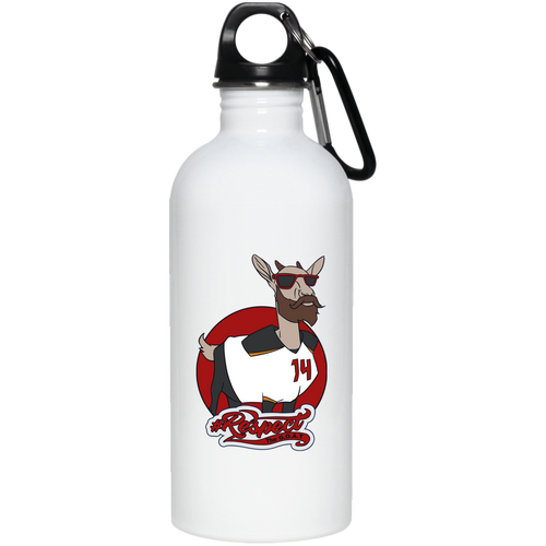 Fitzpatrick GOAT 20 oz. Stainless Steel Water Bottle