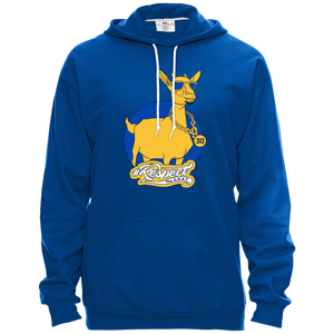 Curry GOAT Anvil Pullover Hooded Fleece