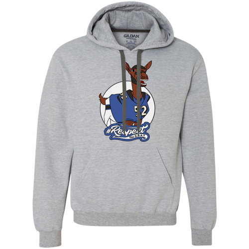 Lewis GOAT Gildan Heavyweight Pullover Fleece Sweatshirt