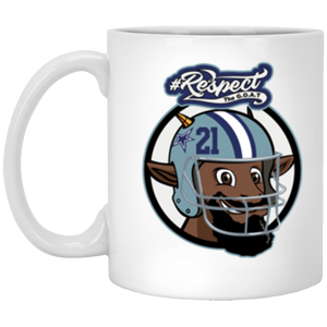 Elliott GOAT 11 oz. White Mug