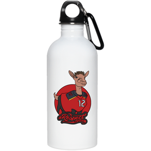 Brady Tampa Bay 20 oz. Stainless Steel Water Bottle
