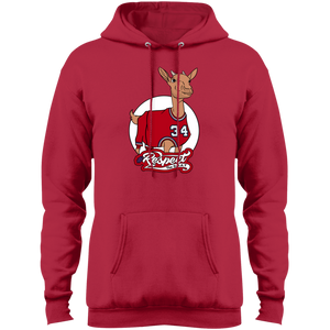 Barkley GOAT Port & Co. Core Fleece Pullover Hoodie