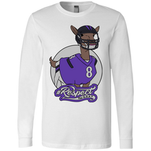 Jackson GOAT Bella + Canvas Men's Jersey LS T-Shirt