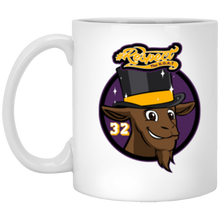 Johnson GOAT 11 oz. White Mug