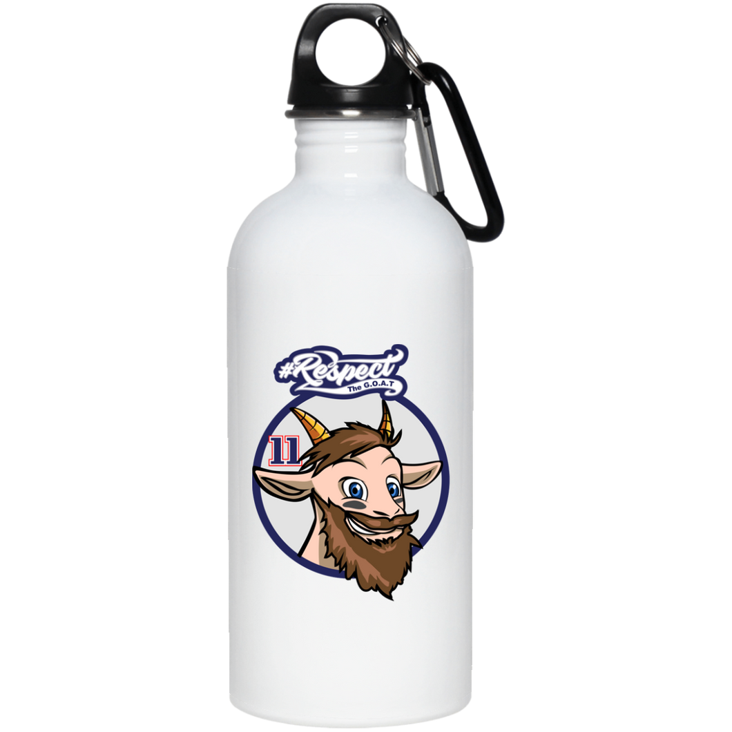 Edelman GOAT 20 oz. Stainless Steel Water Bottle