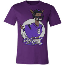 Jackson GOAT Bella + Canvas Unisex Jersey Short-Sleeve T-Shirt