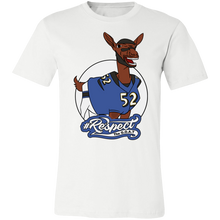 Lewis GOAT Bella + Canvas Unisex Jersey Short-Sleeve T-Shirt